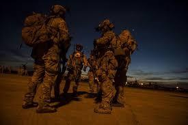 USAF Special Tactics Form SOTF During Exercise Emerald Warrior