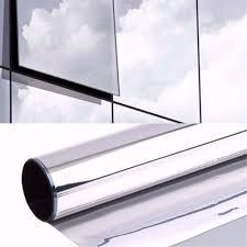 656m² Spiegelfolie Fensterfolie Uv Sonnenschutz Sichtschutzfolie
