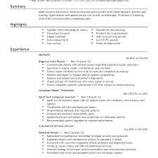 Experience Certificate Sample Auto Experience Certificate Sample
