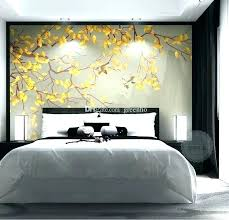 How To Paint A Mural On A Bedroom Wall Forest Hand Painted Wall How Painted  Wall Murals Nature