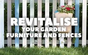 revitalise your garden furniture and
