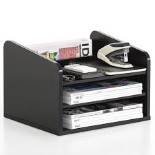 unique office desk organizer set simple office desk organizer 335 fitueyes wood office desk organizer with drawers paper storage design