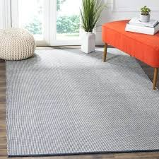 cotton flatweave rug hand woven ivory navy cotton rug cotton flat weave trellis rug striped cotton flat weave rugs