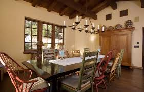 Spanish Style Ceiling Fans With Lights Dining Room Ceiling Light Design Spanish Style Interior And
