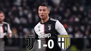Juventus - Parma 1-0 dopo 45 minuti, ecco il gol di Ronaldo ...