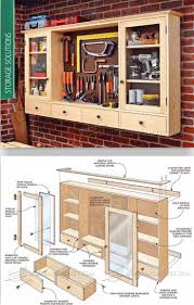Workshop Cabinets Diy 25 Best Ideas About Garage Cabinets Diy On Pinterest Garage