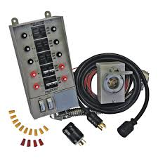 generator transfer switches generator parts generator reliance transfer switch kit 10 circuit model 31410crk