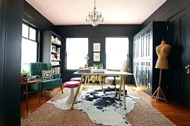 eclectic design home office. Home Office Rugs Eclectic Design Offices Ideas Small Interior .