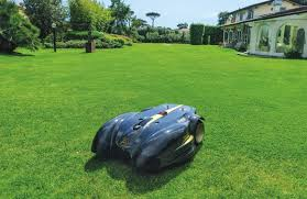 all terrain robotic lawn mowers