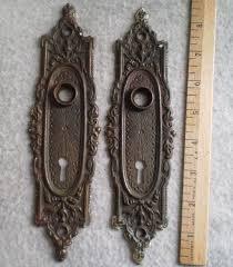 antique door hardware. Antique Victorian Door Plates   Hardware Pinterest Door, And Doors
