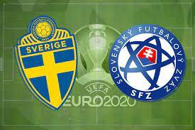 ดูบอลสด ยูโร 2020 สวีเดน พบ สโลวาเกีย สดทาง NBT   Thaiger ข่าวไทย