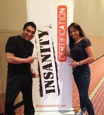 what is the insanity workout