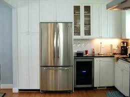 refrigerator end panel kitchen cabinet refrigerator refrigerator