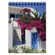 "Блокнот Блокнот для записей ""Греция. Остров Санторини ..."