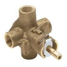 moen 2510 1 2 inch monticello positemp ips valve bathtub faucets the 2510 ips valve view larger