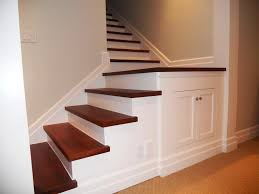 24 photos gallery of how to build basement stairs ideas