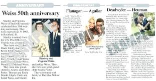 Newspaper Engagement Announcement Templates Newspaper Wedding Announcement Wording Image Of Examples