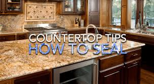 do you need to seal all countertops