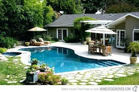 backyard designs with pool. Backyard Pool Design Ideas Amazing Home Lover Inside With Designs A