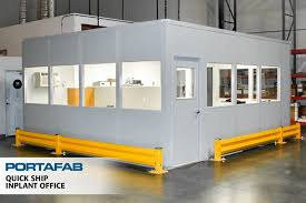 warehouse mezzanine modular office. Mezzanine Office, Also Called Warehouse In-plant Offices Or Shipper\u0027s Are Prefabricated Wall Systems Chosen When You Needing To Expand Modular Office