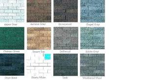 Oakridge Shingles Color Chart Onyx Black Owens Corning Shingles Cpinews Co