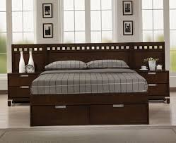 Cal King Size Bed Headboard and Footboard Make King Size Bed