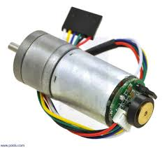 pololu 34 1 metal gearmotor 25dx52l mm hp 6v 48 cpr encoder 34 1 metal gearmotor 25dx52l mm hp 6v 48 cpr encoder