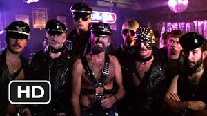 Gay bar in police academy