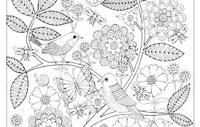 Flower Garden Coloring Page Coloring Pages Best