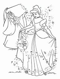 Small Picture Coloring Pages Princess Cinderella And Many Flowers Coloring Page
