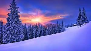 nature, Winter, Landscape, Snow ...