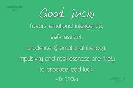 Luck Quotes And Sayings About Chance Images Pictures CoolNSmart Mesmerizing Luck Quotes