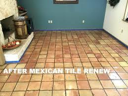 mexican tile floors tile floor care do not use vinegar to clean your mexican tile floors mexican tile floors