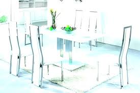 dining room chairs ghost chair clear plastic covers modern us black seat full round table and