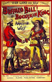Buffalo Bill Kostenloses Stock Bild - Public Domain Pictures