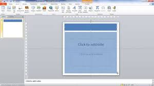 Create A Poster In Powerpoint How To Create A Poster In Powerpoint