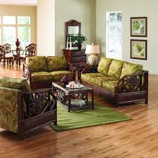 Wicker Living Room Sets Rattan Living Room Furniture Home Design