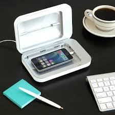 office warming gifts. Phonesoap Smartphone Sanitizer Office Warming Gift Basket Gifts Ideas