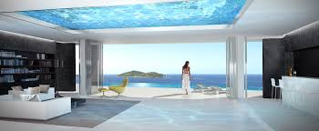 crazy y cool ultra deluxe apartments with glass bottomed sky pools