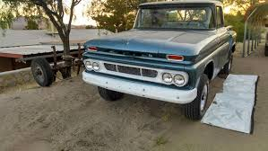 1962 CHEVY K10 PICKUP ***SOLD***   The H.A.M.B.