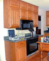 my fake kitchen microwave hood