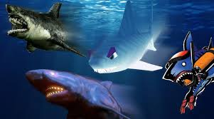 top sharks in video games