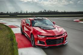 The 2017 Camaro ZL1 Is Faster Than These 10 Supercars