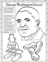 George Washington Carver New Years Black History Black History
