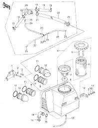 1977 kawasaki kz650 kz650b air cleaner parts best oem air cleaner kz650 carb diagram