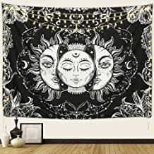 ARFBEAR Ocean Tapestry Beach Wall Tapestry with Art Trippy ...