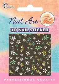 Nail Stickers 3d Nálepky Na Nehty 10100 3d10 1 Aršík