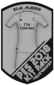 802 x 996 jpeg 207 кб. Real Madrid Kit Pack 2019 Pes 2018 Pes Patch