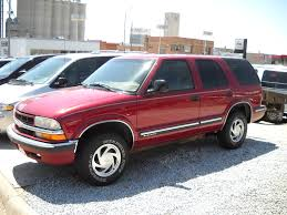 1998 Chevrolet Blazer Specs and Photos | StrongAuto