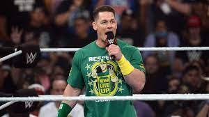 John Cena tears up at fan inspired ...
